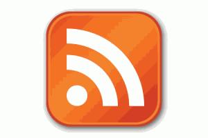 RSS ikona