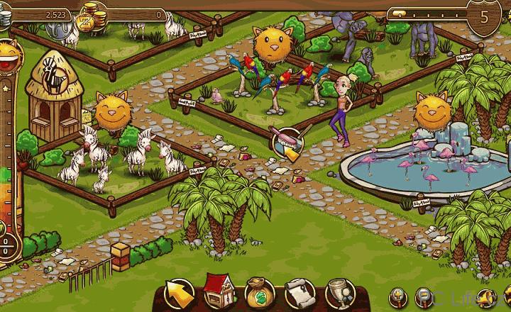 Náhled zoolgické zahrady
