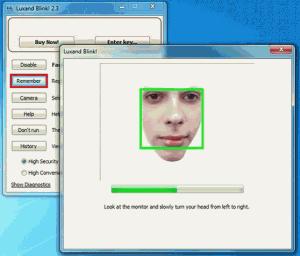 Vykreslování 3D obličeje v programu