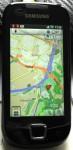 Ukázka bezplatné navigace pro Android