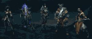Diablo 3 - Postavy