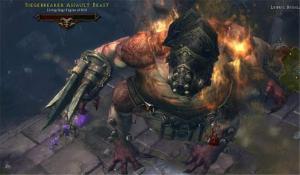 Diablo 3 - souboj