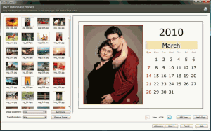 Kalendář s vašimi vlastními fotografiemi