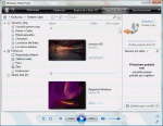 Vypalování ve Windows Media Player
