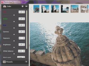 Upravení atributů fotografií
