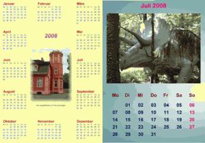 Rozdíli kalendářů jsou patrné na první pohled