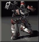 Obranný kybernetický voják