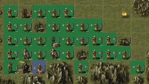 Hromadný boj několika hráčů