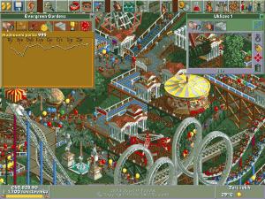 Ukázka hodnocení parku