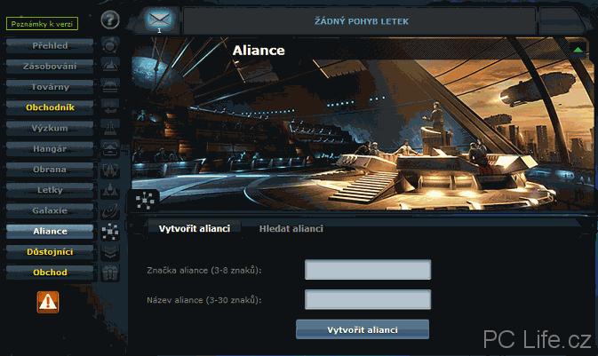 Aliance je pro hráče velmi důležitá