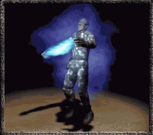 Ukázka vojáka vaší armády