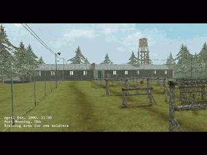 Výcvikový tábor ve hře
