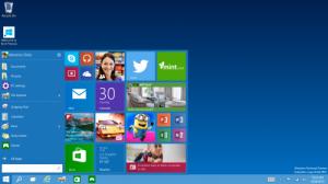 Legendární tlačítko Start se do Windows 10 opět vrací