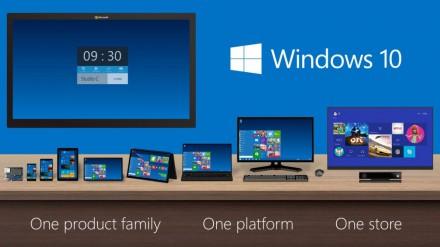 Windows 10 poběží všude (zdroj: DailyTech)