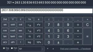 Velká čísla dostanete pěkně rozepsaná, zapomeňte na exponent