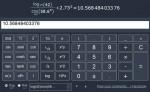 Počítání s logaritmy a goniometrickými funkcemi