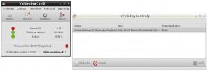 Nalezení podezřelého souboru EXE napadeného malwarem