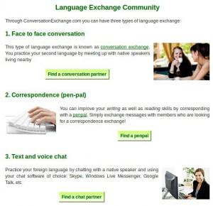 Tři možnosti konverzace