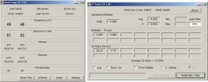 RealTemp GT až pro 6jádrové CPU a i7Turbo ke sledování násobiče