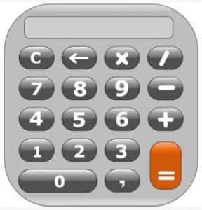 Nabízená kalkulačka je opravdu základní