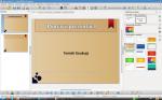LibreOffice Impress 5.0