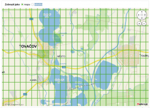 Haptické mapy pro mikrokapslový tisk
