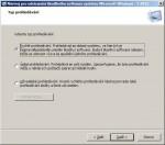 Program nabízí 3 možnosti prohledávání škodlivého softwaru