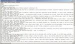 Otevřený HTML kód v Poznámkovém bloku