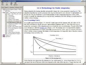 Výklad křivky učení v Interactive Book