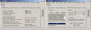 Možnosti detekce počítače a generátor hesel v modulu Počítač