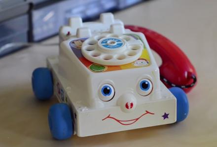 Mluvící hračka s Raspberry Pi