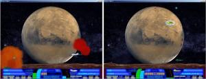 Hru provází poměrně zdařilé efekty a padají různé bonusy ke sbírání