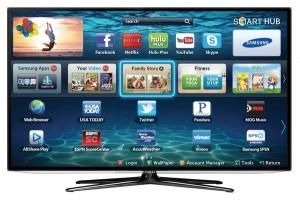 Chytrá televize Samsung