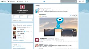 Obrázky a další funkce, ale Twitter je stále o 140 znakových tweetech