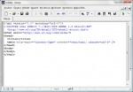 Šablona pro XHTML webovou stránku