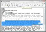 Panel nástrojů nabízí přístup k úpravám textu, například záměnu velkých a malých písmen
