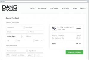 Weebly umožní vytvořit plnohodnotný e-shop s platebními metodami