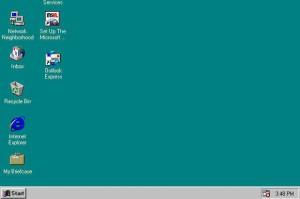 Již ve Windows 95 s IE 3.0 byla chyba přítomna
