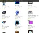 Další desítky vzhledů WMP na webu ke stažení
